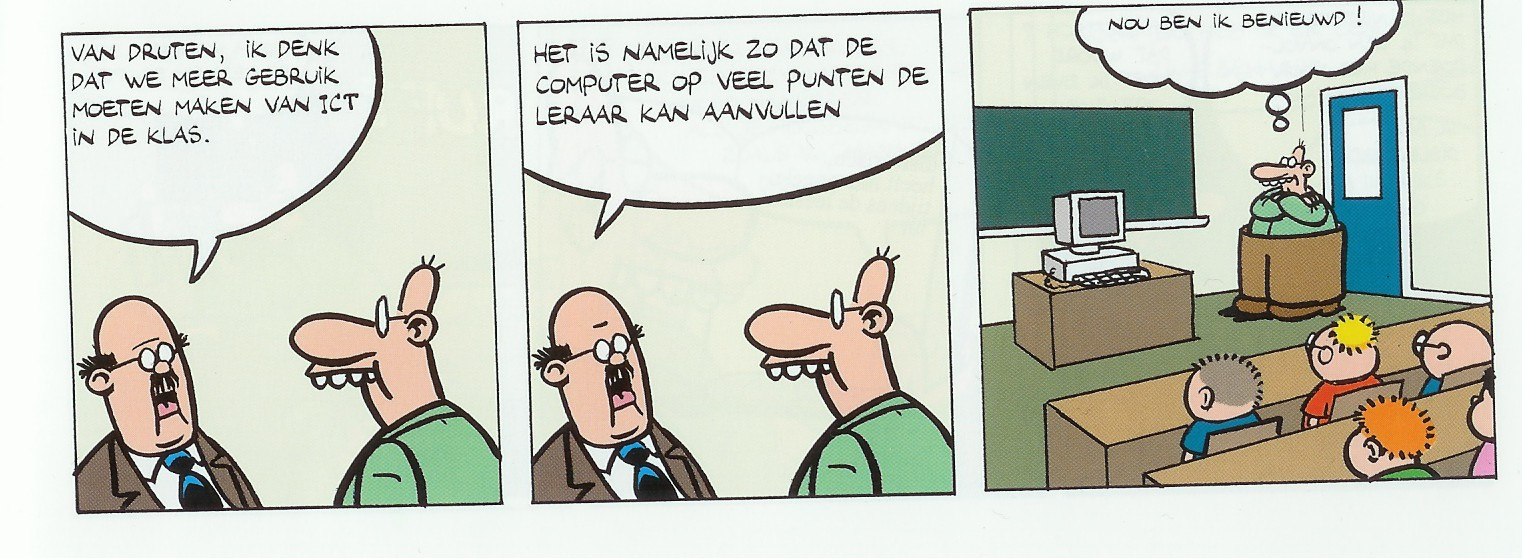ICT in de klas